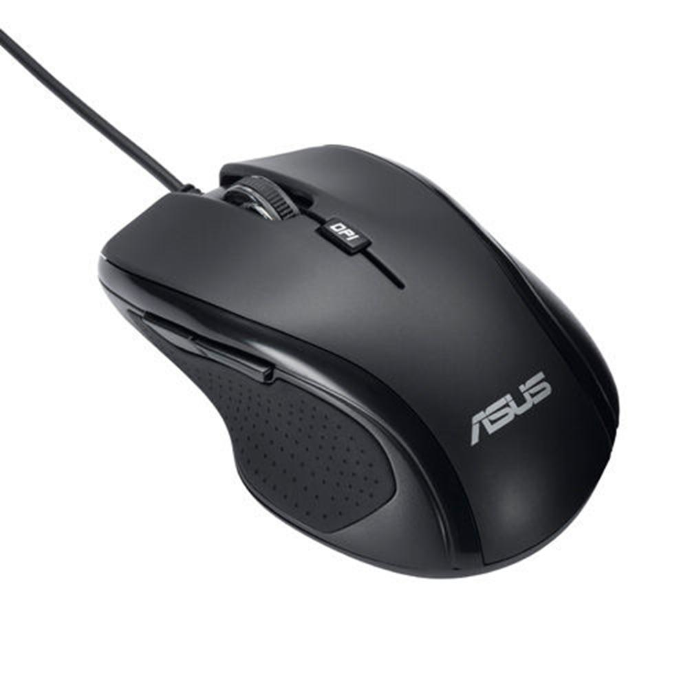 ASUS 90-XB2P00MU00000- UX300 USB OPTICAL 1600DPI RIGHT-HAND BLACK MICE