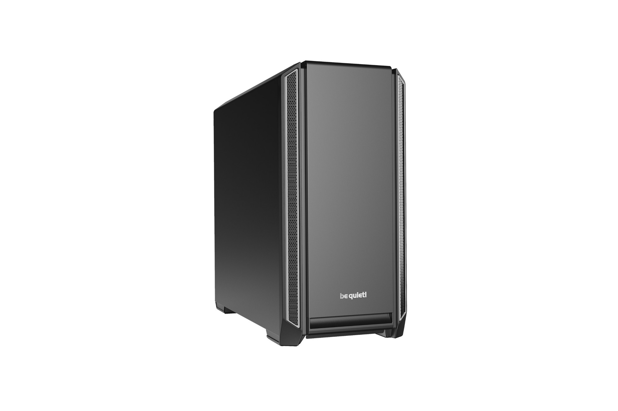 BE QUIET! BG027 SILENT BASE 601 COMPUTER CASE MIDI-TOWER BLACK, SILVER