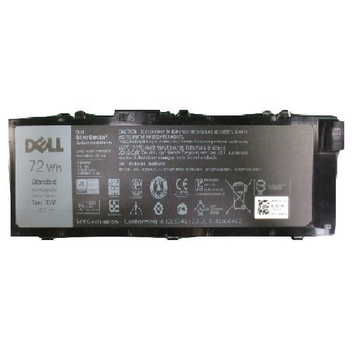 DELL 451-BBSB RECHARGEABLE BATTERY LITHIUM-ION (LI-ION)