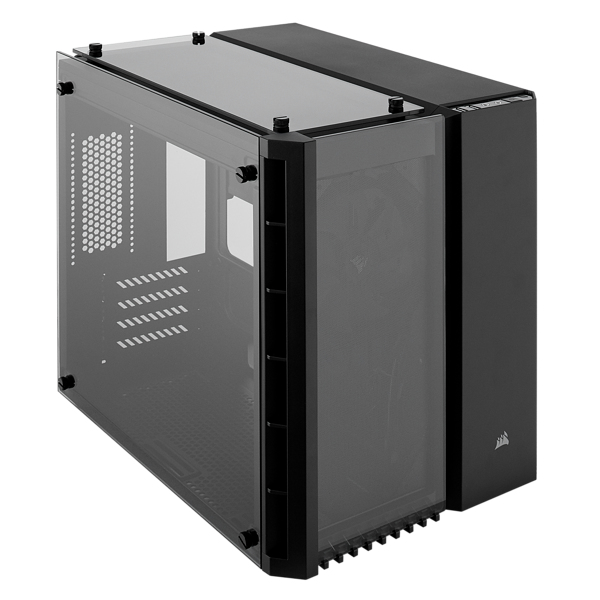 CORSAIR CC-9011134-WW CRYSTAL 280X COMPUTER CASE MICRO-TOWER BLACK