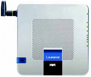 LINKSYS WRT54G3G-UK WRT54G3G FAST ETHERNET 3G BLUE,WHITE WIRELESS ROUTER