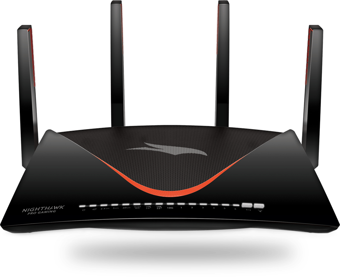NETGEAR XR700-100EUS XR700 WIRELESS ROUTER TRI-BAND (2.4 GHZ / 5 60 GHZ) GIGABIT ETHERNET BLACK