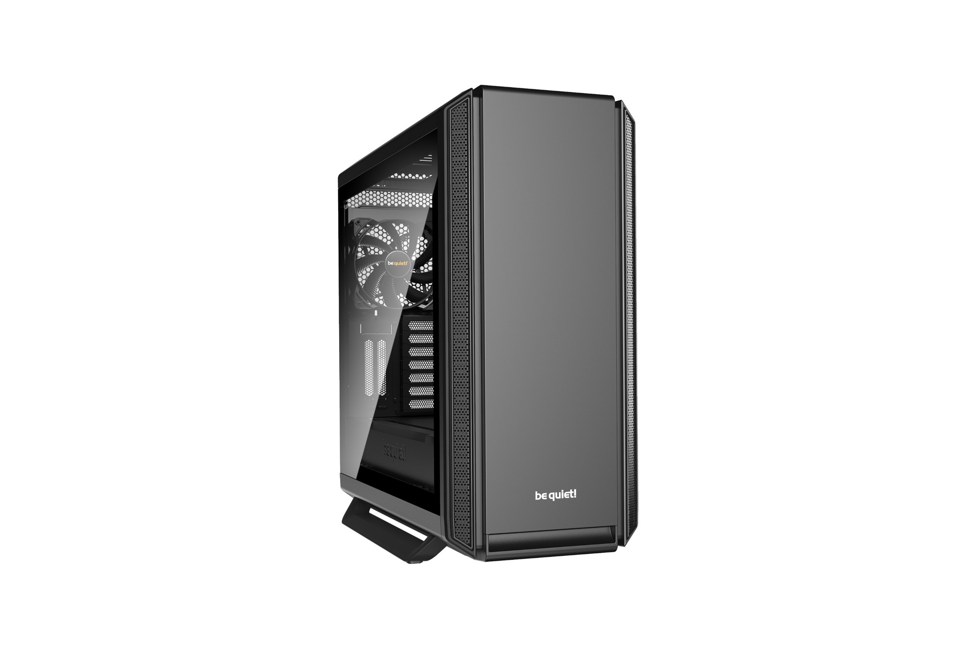 BE QUIET! BGW29 SILENT BASE 801 WINDOW COMPUTER CASE MIDI-TOWER BLACK
