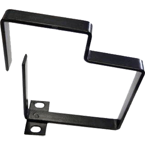 CABLENET 72-2686 72 2686 RACK CABLE BRACKET BLACK 1PC(S) ORGANIZER
