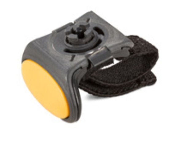 HONEYWELL 8600500RINGTRGR RING SCANNER ASSEMBLY TRIGGER BLACK, YELLOW