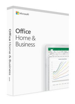 MICROSOFT T5D-03216 OFFICE 2019 HOME & BUSINESS FULL 1 LICENSE(S) ENGLISH