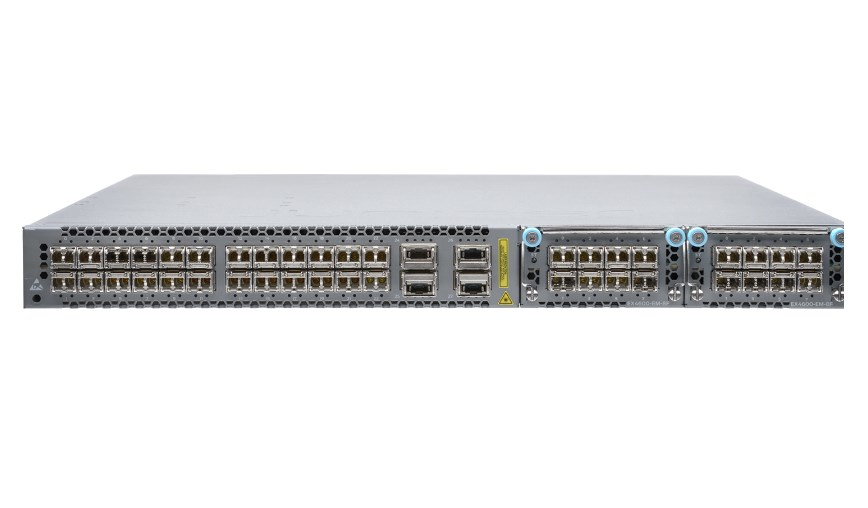 JUNIPER EX4600-40F-AFO EX4600 MANAGED NETWORK SWITCH L2/L3 10G ETHERNET (100/1000/10000) 1U GREY