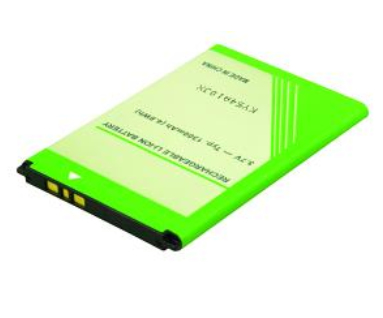 2-POWER MBI0123A LITHIUM-ION 1300MAH 3.7V RECHARGEABLE BATTERY