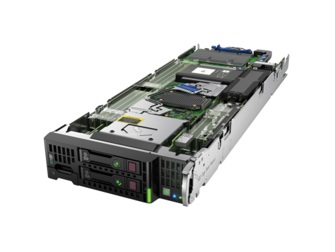 HPE 813193-B21 PROLIANT BL460C GEN9 2.1GHZ E5-2620V4 BLADE SERVER
