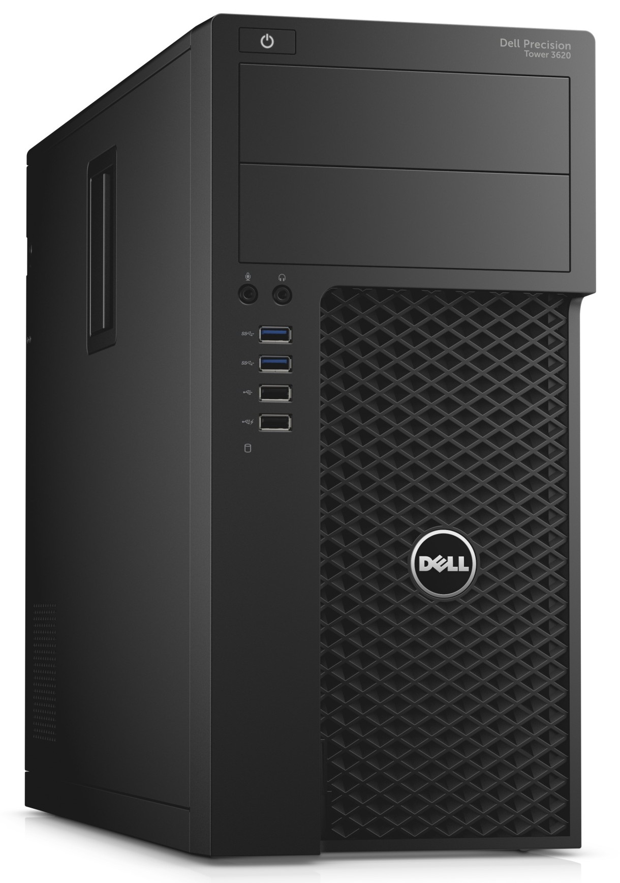 DELL KPWK9 PRECISION T3620 4.2GHZ I7-7700K MINI TOWER BLACK WORKSTATION