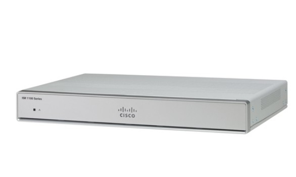 CISCO C1117-4P WIRED ROUTER ETHERNET LAN SILVER