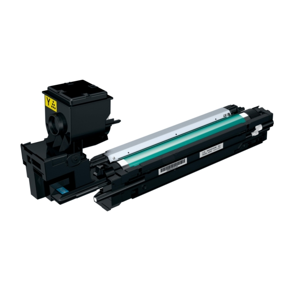 KONICA MINOLTA A0WG07H TONER YELLOW, 5K PAGES
