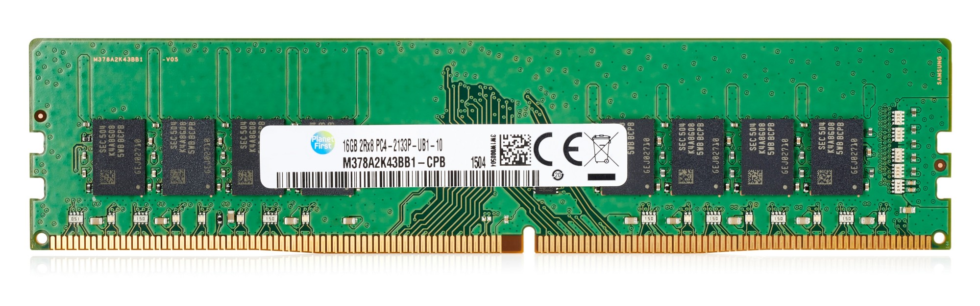 HP 3TK85AT 4GB DDR4-2666 DIMM MEMORY MODULE 2666 MHZ