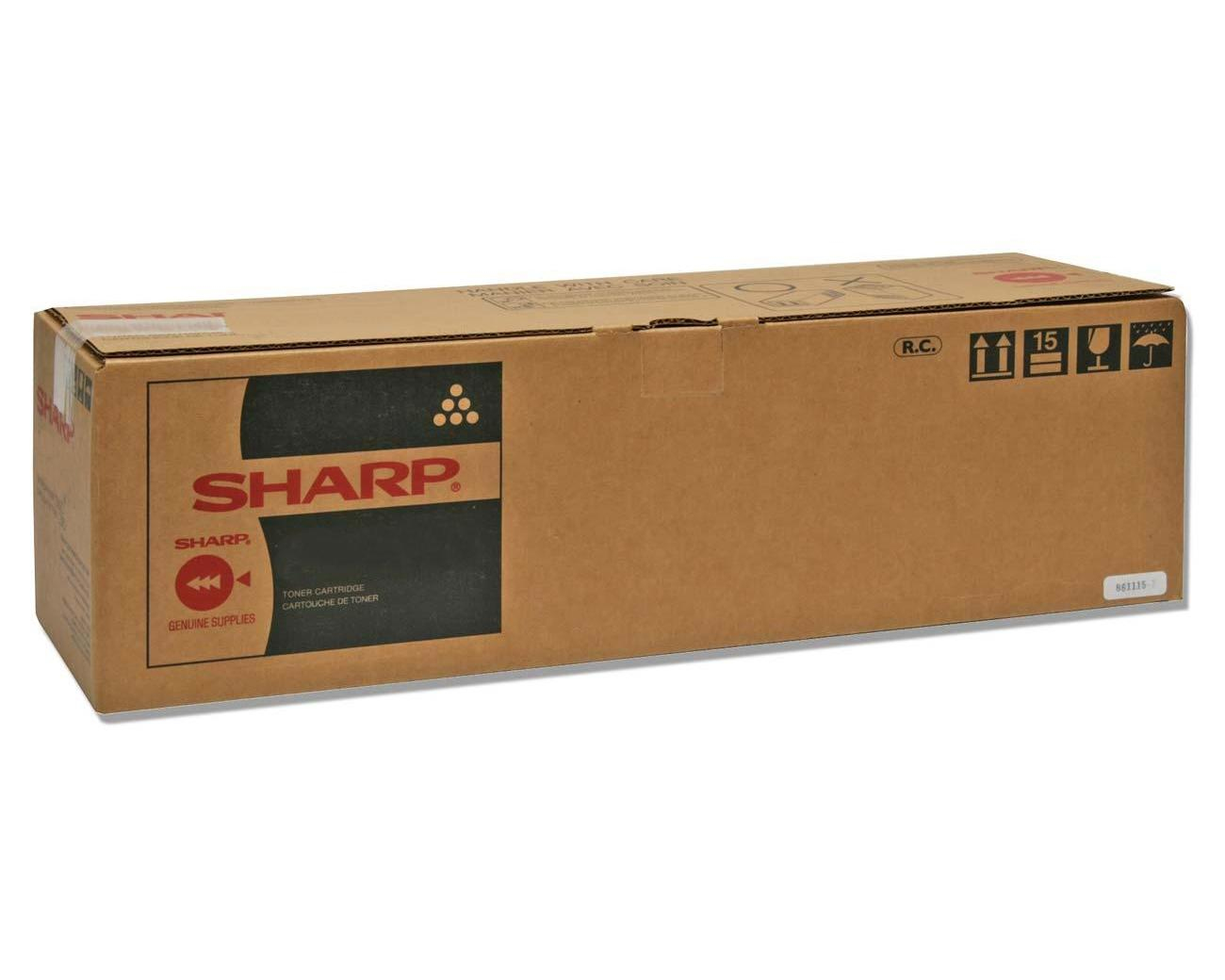 SHARP DXC38GTM DX-C38GTM TONER MAGENTA, 10K PAGES @ 6% COVERAGE