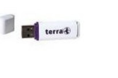 WORTMANN AG 2191727 USTHREE USB FLASH DRIVE 64 GB 3.0 (3.1 GEN 1) TYPE-A CONNECTOR WHITE