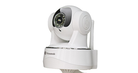 DYNAMODE DYN-622 IP SECURITY CAMERA INDOOR WHITE 1280 X 720PIXELS
