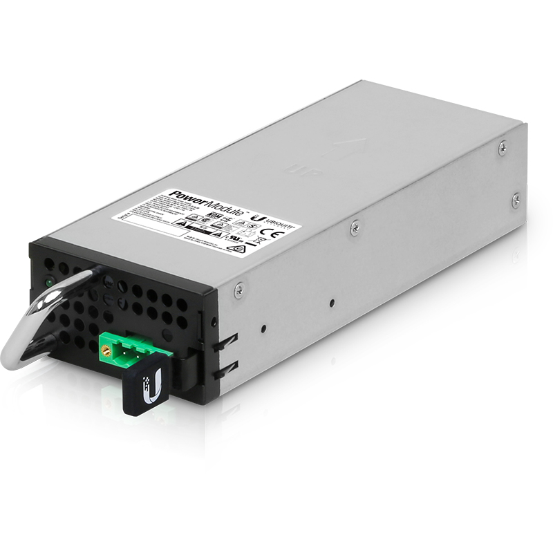 UBIQUITI NETWORKS RPS-DC-100W REDUNDANT PSU, DC, 100W POWER SUPPLY NETWORK SWITCH COMPONENT
