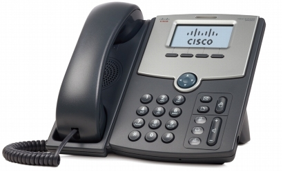 CISCO SPA502G SPA 502G WIRED HANDSET LCD IP PHONE