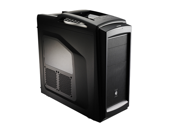 COOLER MASTER SGC-2100-KWN3 GAMING SCOUT 2 ADVANCED COMPUTER CASE MIDI-TOWER BLACK