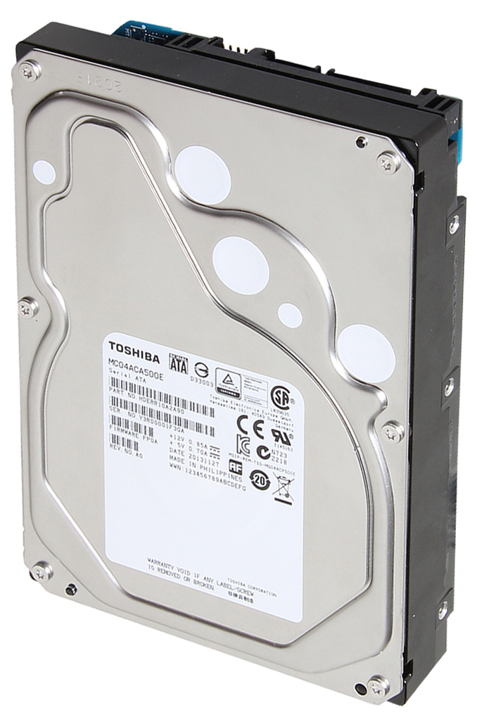 TOSHIBA MC04ACA400E 4000GB SERIAL ATA III INTERNAL HARD DRIVE