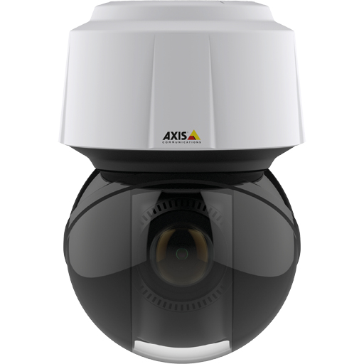 AXIS 0800-002 Q6128-E IP SECURITY CAMERA INDOOR & OUTDOOR SPHERICAL BLACK, WHITE 3840 X 2160 PIXELS