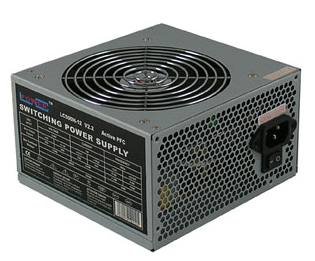 LC-POWER LC500H-12 V2.2 500W ATX GREY POWER SUPPLY UNIT