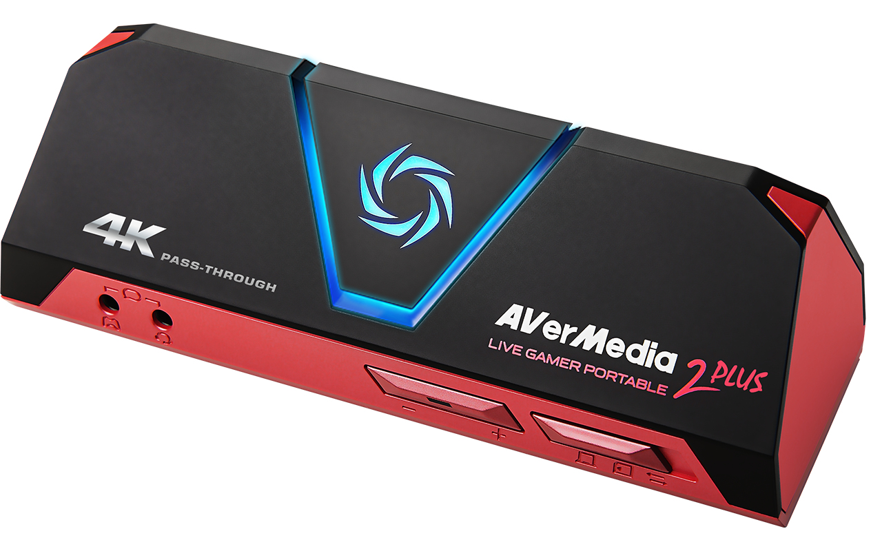 AVERMEDIA 61GC5130A0AH LIVE GAMER PORTABLE 2 PLUS VIDEO CAPTURING DEVICE USB 2.0