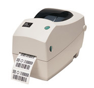 ZEBRA 282P-101521-040 TLP 2824 PLUS THERMAL TRANSFER 203 X 203DPI LABEL PRINTER