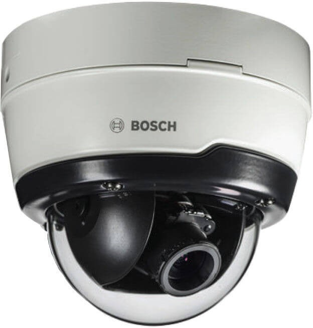 BOSCH NDE-4502-A FLEXIDOME IP OUTDOOR 4000I SECURITY CAMERA WHITE 1920 X 1080PIXELS