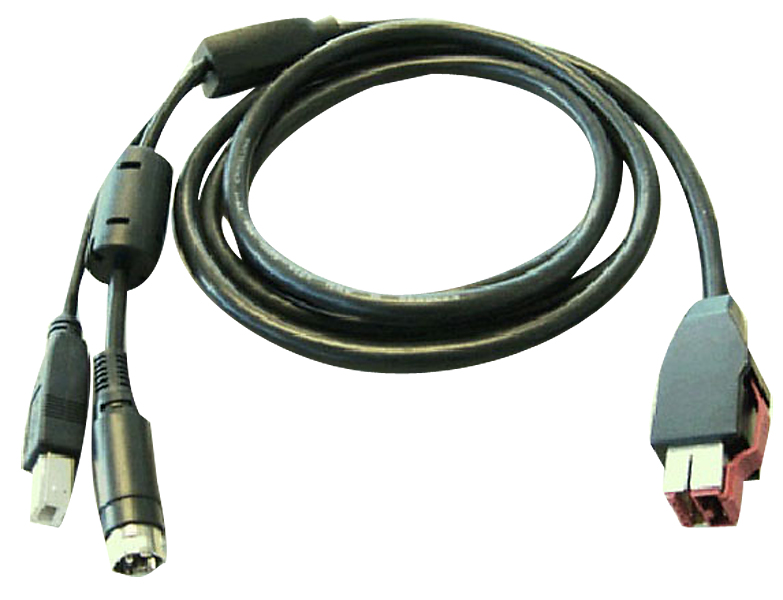 HP BM477AA POWERED USB Y CABLE