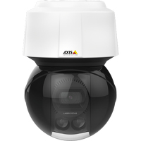 AXIS 0933-002 Q6155-E 50 HZ IP SECURITY CAMERA OUTDOOR DOME WHITE 1920X1080PIXELS