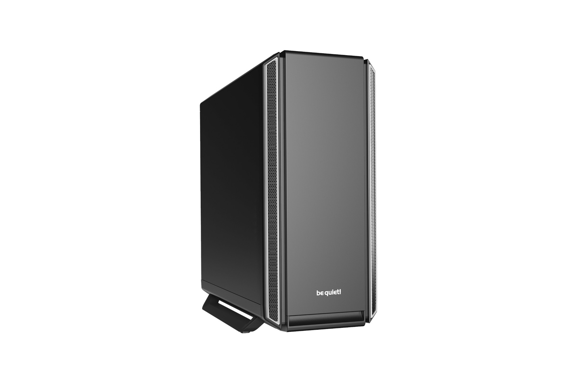 BE QUIET! BG030 SILENT BASE 801 COMPUTER CASE MIDI-TOWER BLACK, SILVER