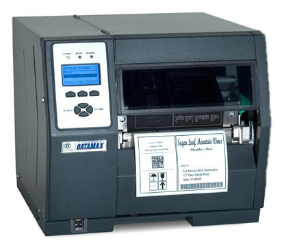 DATAMAX O'NEIL C93-00-4600000L H-CLASS H-6308 DIRECT THERMAL / TRANSFER 300 X 300DPI LABEL PRINTER