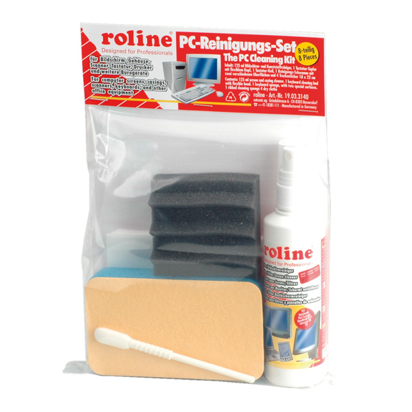 ROLINE 19.03.3140 PC-CLEANING SET