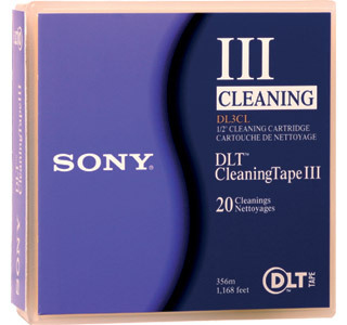 SONY DL3CL CLEANING CART DLT 1PK