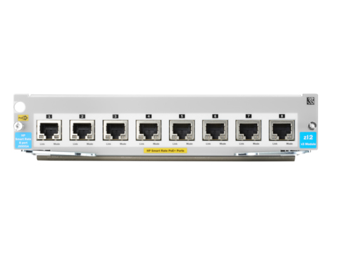 HPE J9995A FAST ETHERNET (10/100) SILVER NETWORK SWITCH
