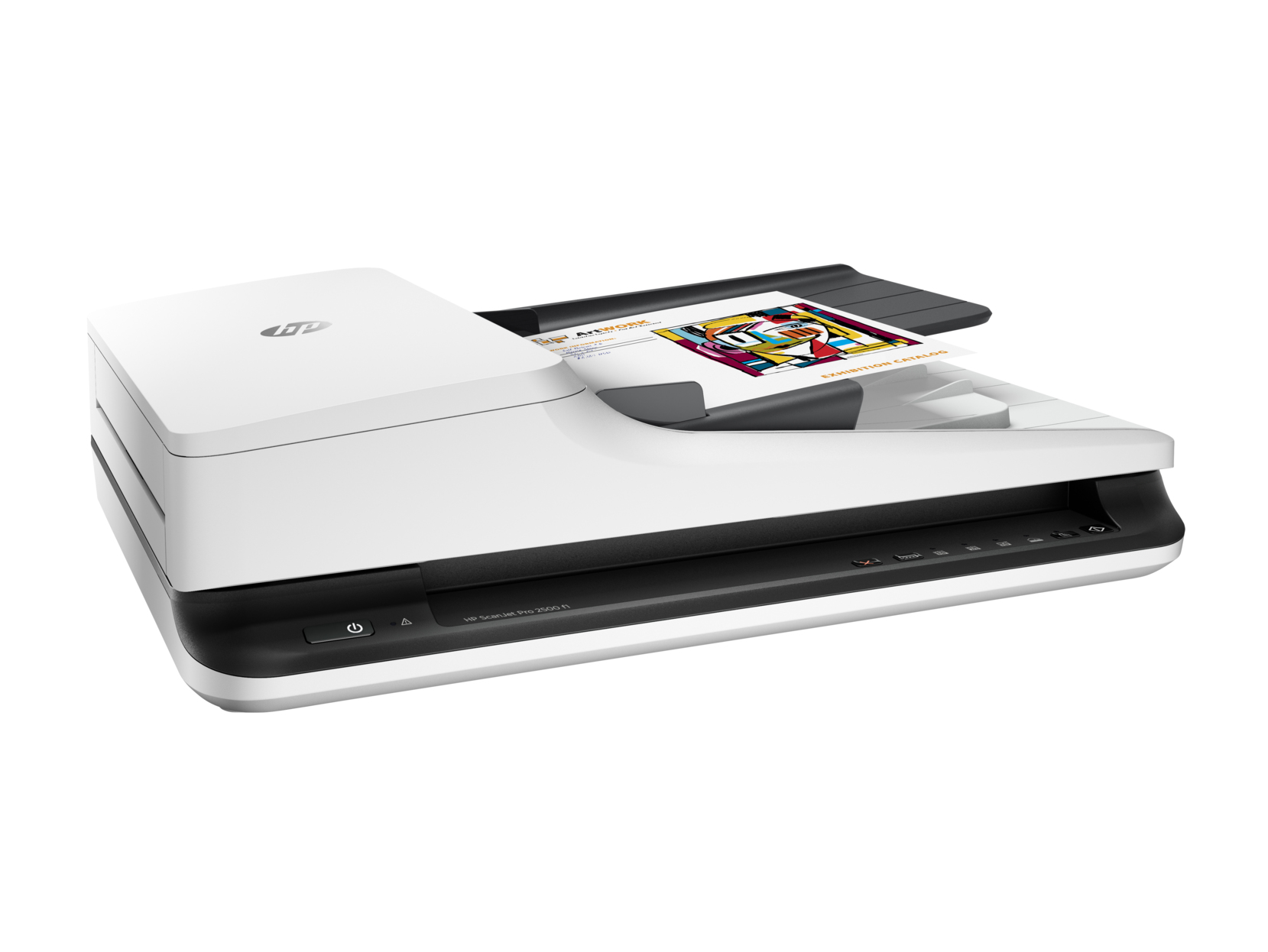 HP L2747A#B19 SCANJET PRO 2500 F1 FLATBED SCANNER