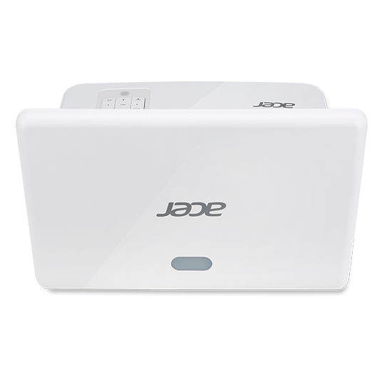ACER MR.JL211.002 PROFESSIONAL AND EDUCATION U5220 DATA PROJECTOR 3000 ANSI LUMENS DLP XGA (1024X768) 3D DESKTOP WHITE