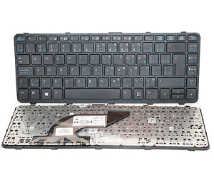 HP 841681-B31 KEYBOARD NOTEBOOK SPARE PART