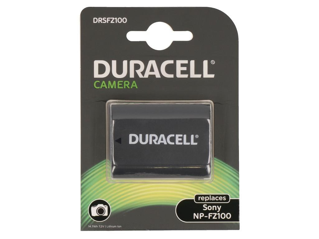 DURACELL DRSFZ100 CAMERA BATTERY RECHARGEABLE