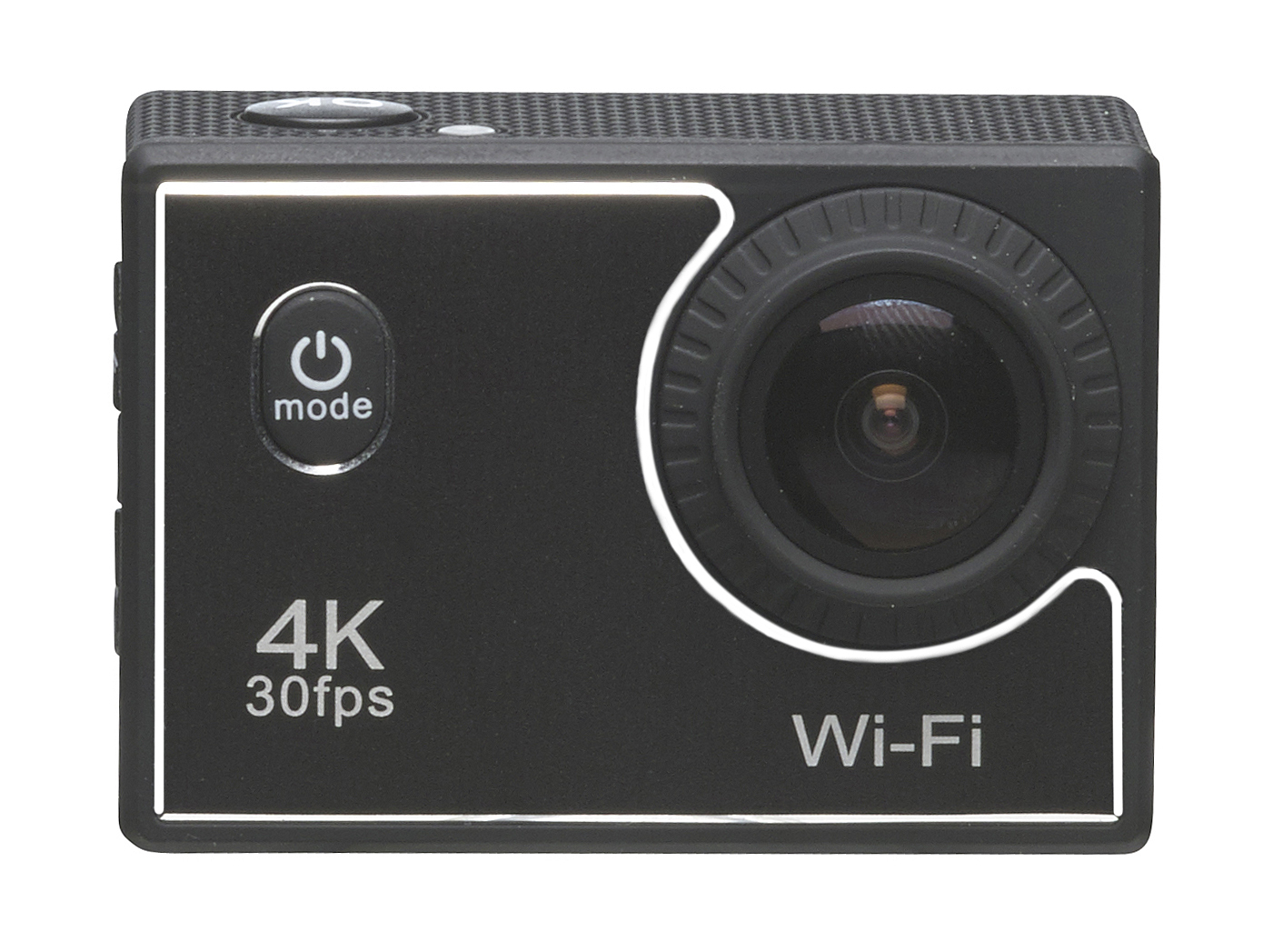 DENVER ELECTRONICS ACK-8058W 16MP 4K ULTRA HD CMOS WI-FI ACTION SPORTS CAMERA