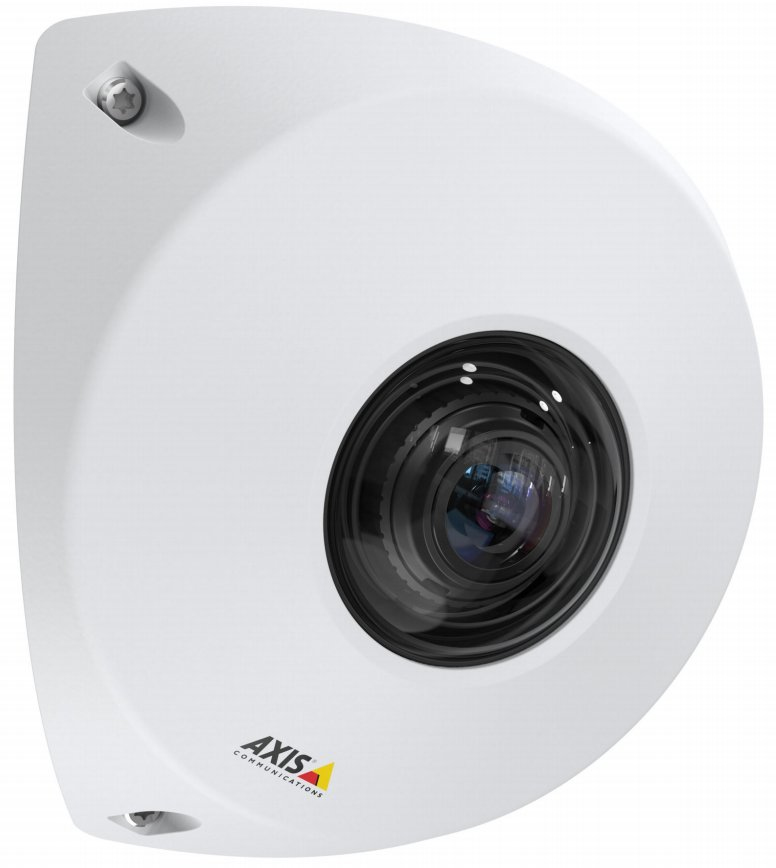 AXIS 01620-001 P9106-V IP SECURITY CAMERA INDOOR BLACK, WHITE 2016 X 1512 PIXELS