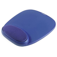 KENSINGTON 64273 GEL MOUSE PAD BLUE