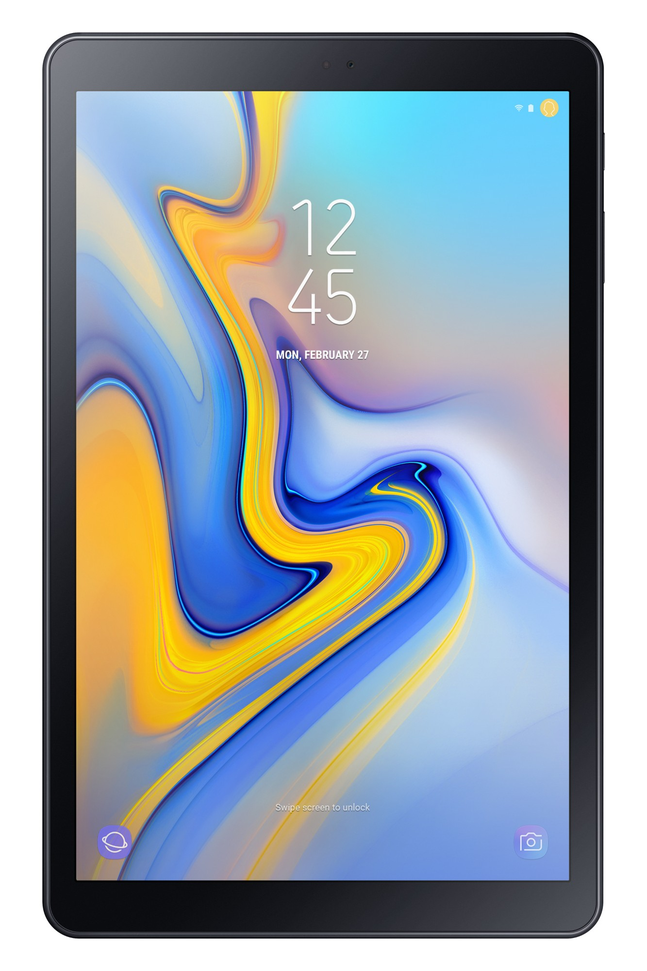 SAMSUNG SM-T590NZKABTU GALAXY TAB A (2018) SM-T590N 32GB BLACK QUALCOMM SNAPDRAGON TABLET