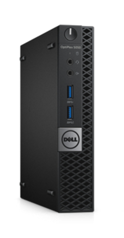 DELL OPTIPLEX 5050 2.70GHZ I5-7500T MINI PC BLACK