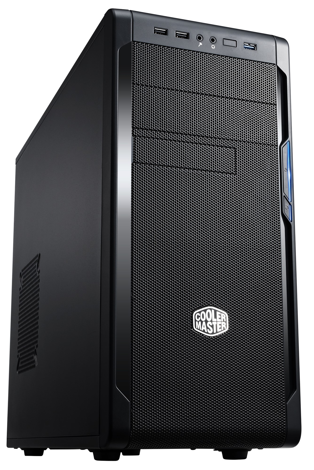COOLER MASTER NSE-300-KKN1 N300 MIDI-TOWER BLACK COMPUTER CASE