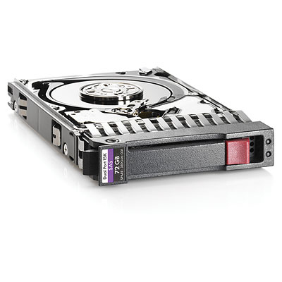 HPE 718160-B21 1.2TB 6G SAS 10K RPM SFF 1200GB INTERNAL HARD DRIVE