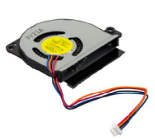 TOSHIBA P000559330 CPU COOLING FAN NOTEBOOK SPARE PART