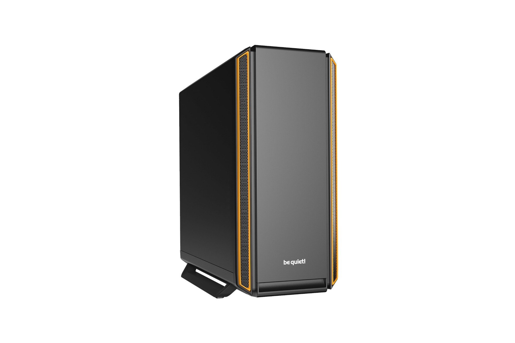 BE QUIET! BG028 SILENT BASE 801 COMPUTER CASE MIDI-TOWER BLACK, ORANGE
