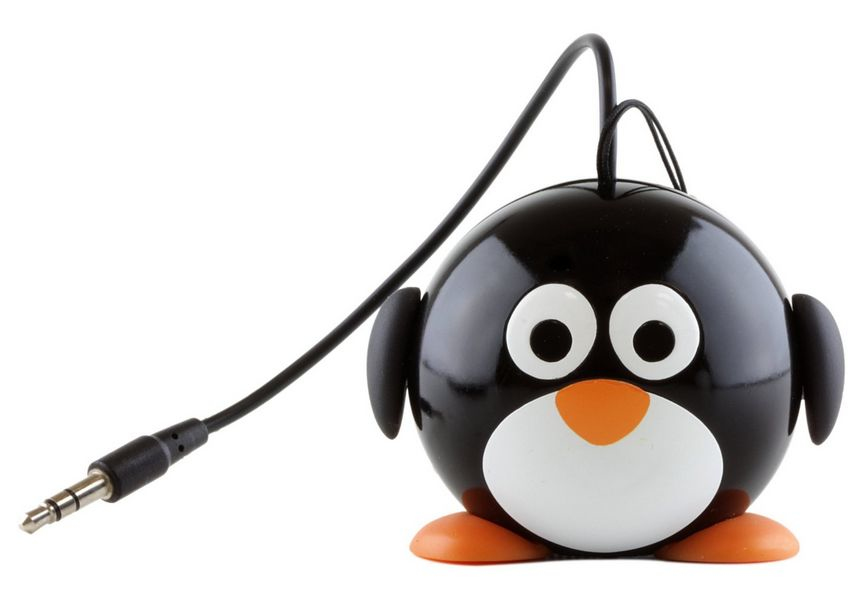 KITSOUND KSNMBPEN MINI BUDDY PENGUIN SPEAKER